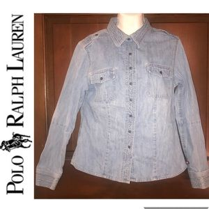Ralph 🇺🇸 Lauren Denim Button Down